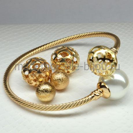 Комплект Серьги и Браслет Royal Crystal Whisp