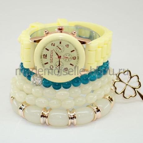 Комплект часы с браслетами Vanilla