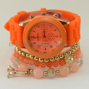 Часы с браслетами Orange