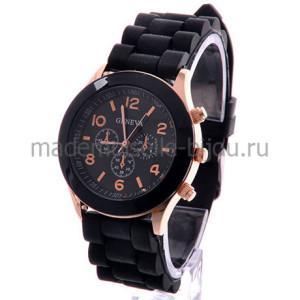 Часы женские Женева Black