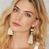 Tassel-Earrings-Vanila