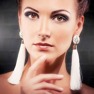 Tassel-Earrings-White1
