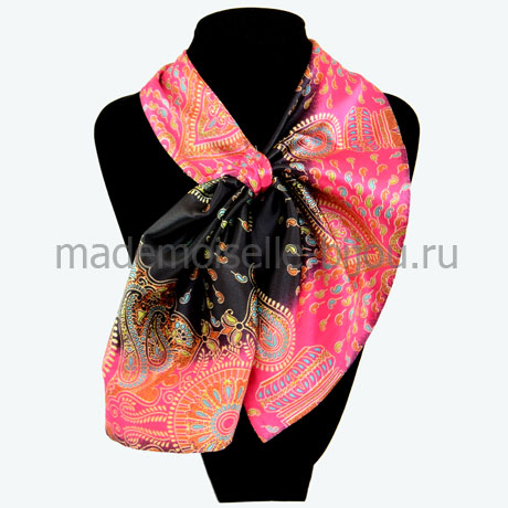 Шейный платок женский Paisley