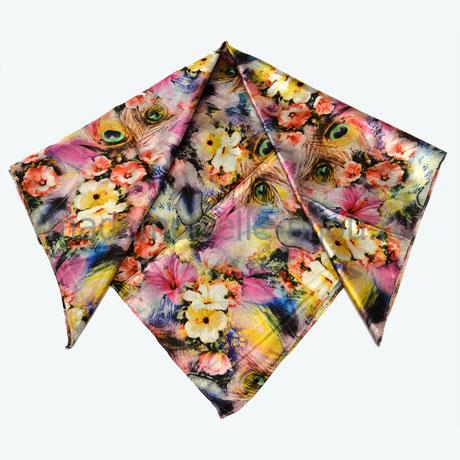 Двусторонний платок Mone Esmeralda