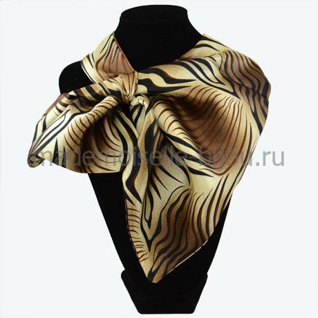 Французский платок с петлей Safari