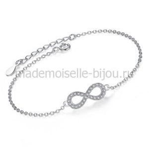 Браслеты из серебра женские