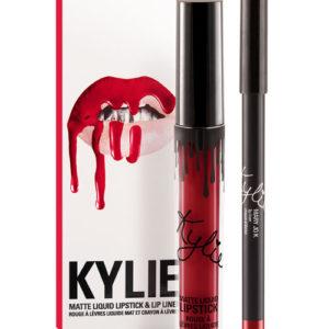 Жидкая губная матовая помада Kylie