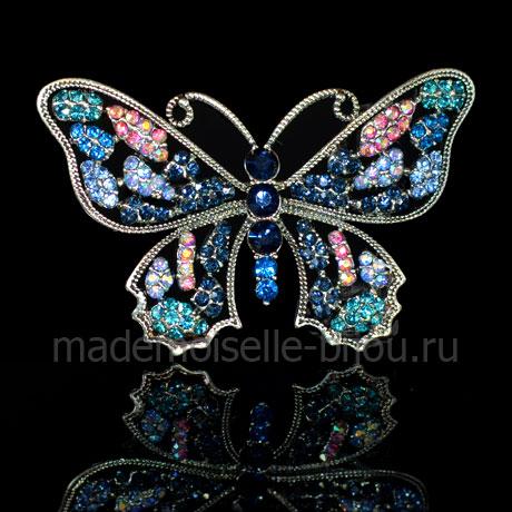 Брошка бабочка