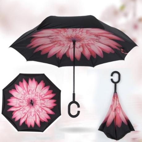 Обратный зонтик