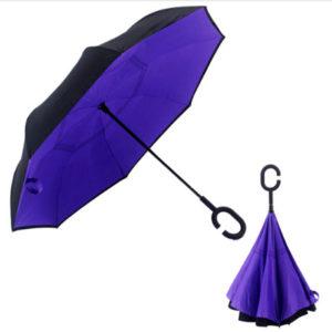Оригинальный зонт Up Brella Violet