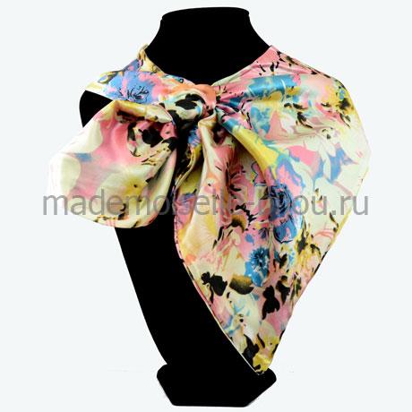 Красивый шейный платок Spring