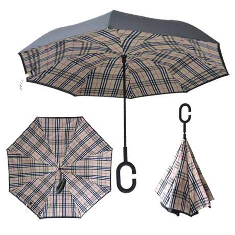 Зонт наоборот Up Brella Burberry