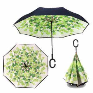 обратный зонт