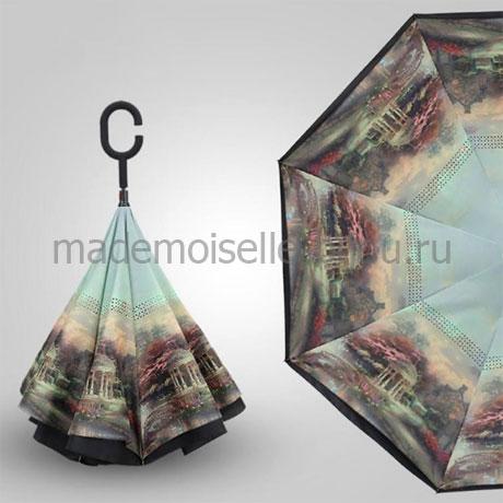 Зонт наоборот антизонт UmBrella
