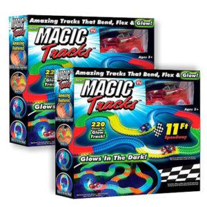 Светящаяся дорога Magic Tracks (2 набора)