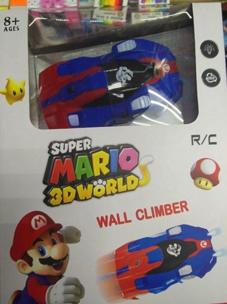 Антигравитационная машинка на радиоуправлении Супер Марио